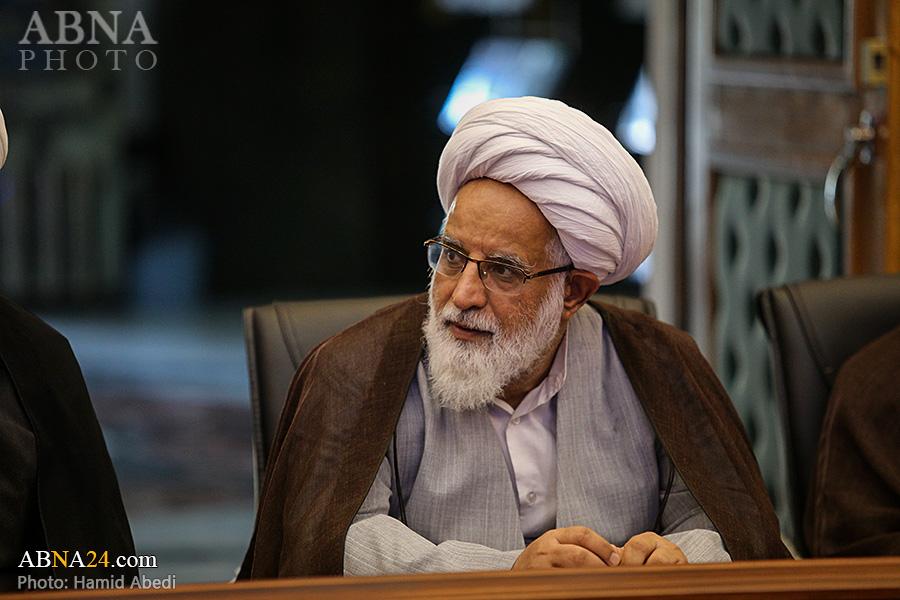 احمدی تبار: دشوار حالات میں میراث اہل بیت(ع) کا احیاء صرف علامہ خرسان کا خاصہ تھا