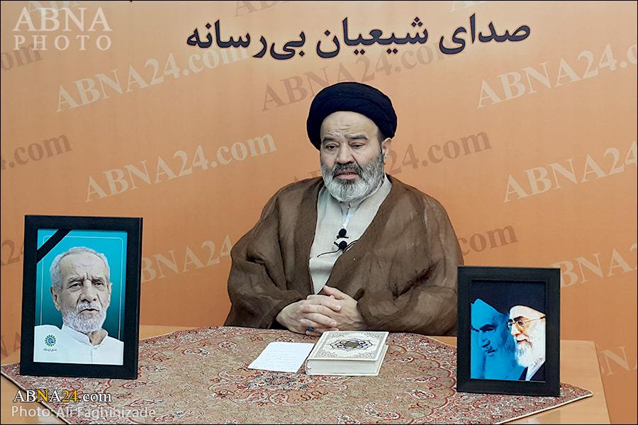 تصویری رپورٹ/ اہل بیت(ع) عالمی اسمبلی کی جانب سے محمد عرب کی مجلس ترحیم کا انعقاد