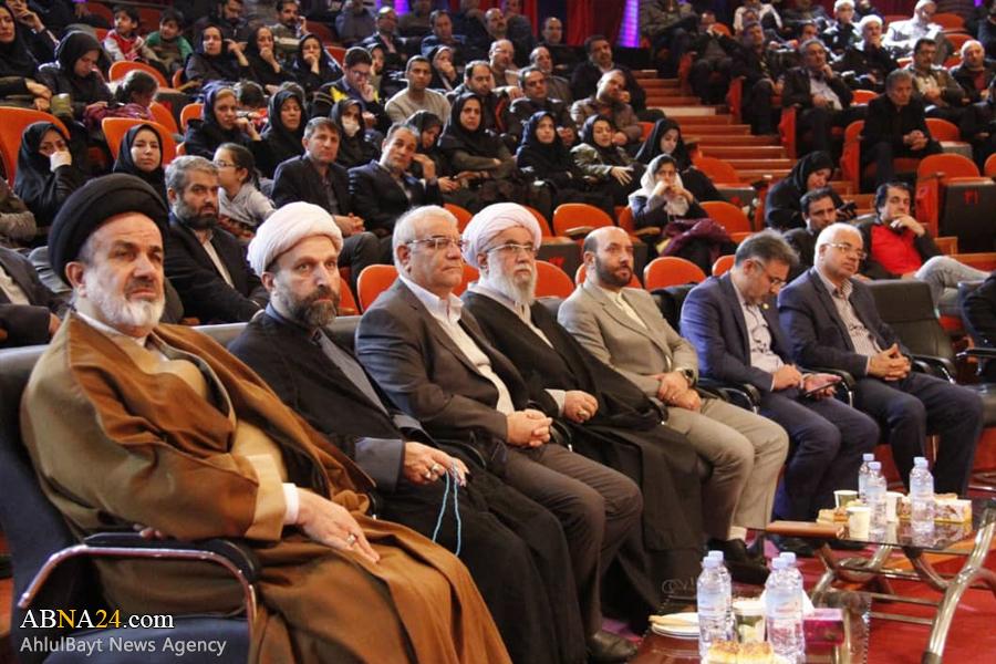گرامیداشت سالگرد پیروزی انقلاب اسلامی با حضور دبیرکل مجمع جهانی اهل بیت(ع) در دانشگاه پیام نور
