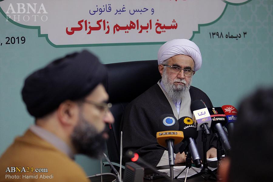 Photos: Press conference of Ayatollah Ramazani on Sheikh Zakzaky situation, Zaria disaster anniversary / 1