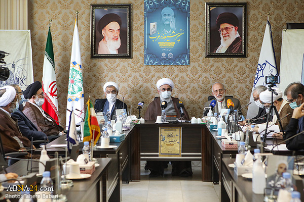 """Unveiling ceremony of book """"Shiite Ambassador in West""""/ Full report"""