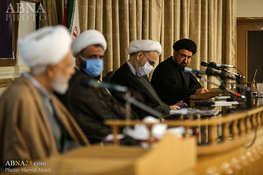 گزارش تصویری/ کمیسیون عقاید و کلام همایش حضرت ابوطالب(ع)