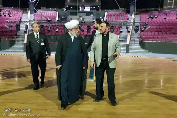 Photos: Ayatollah Ramazani meets with Friday prayer leader of Istanbul Shiites