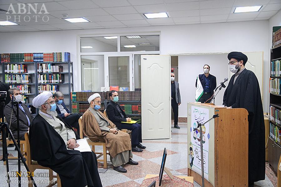 حسینی عارف: بخش فناوری اطلاعات مجمع جهانی اهل بیت(ع) همگام با پیشرفت های دیجیتال حرکت کرده است
