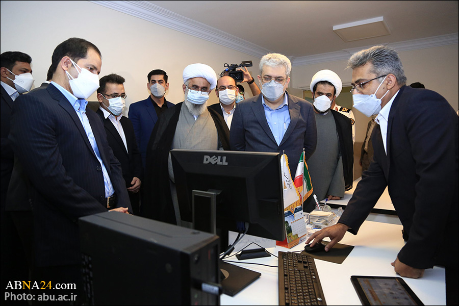 """Photos: Vice President for Science, Technology affairs visits """"Yas International Innovation Center"""""""