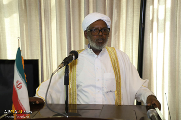 آیت اللہ تسخیری نے مسلمانوں میں اتحاد کے قیام کی خاطر اپنی زندگی صرف کر دی: مفتی اہل سنت ایتھوپیا