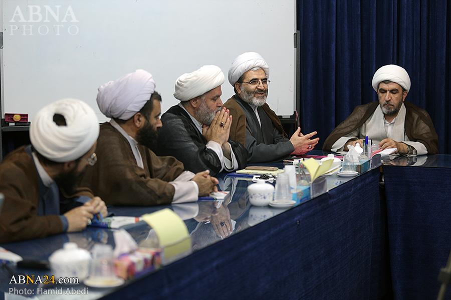 گزارش تصویری/ سومین پیش نشست همایش حضرت ابوطالب(ره) در قم