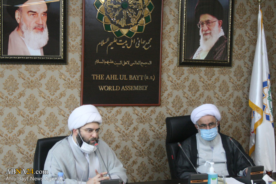 Photos: Head, deputies of Islamic Development Organization meet with Ayatollah Ramazani