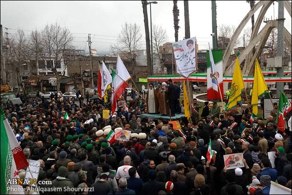 Photos: People in Aliabad-e-Katul mark 41st victory anniversary of Islamic Revolution
