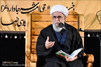 آیتالله رمضانی: رحلت پیامبر اکرم(ص)، بزرگترین مصیبت جوامع بشری است