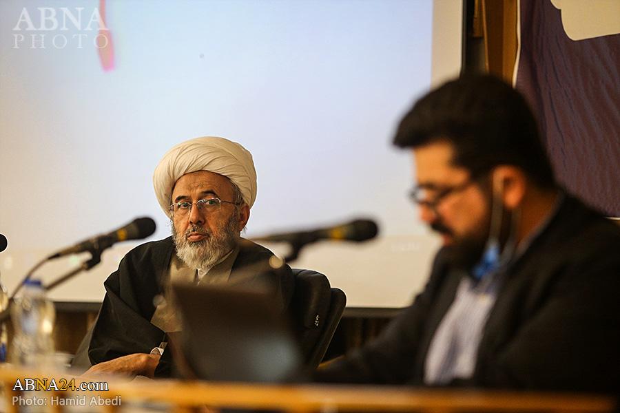 گزارش تصویری/ کمیسیون مصنِّفین و مصنَّفات همایش حضرت ابوطالب(ع)