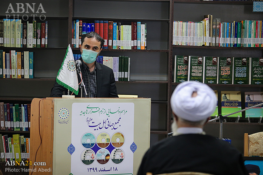 "Library ""Center for Islamic Studies"" in Pardisan, Qom; Scientific base for new generation: Son of late Khosrowshahi"