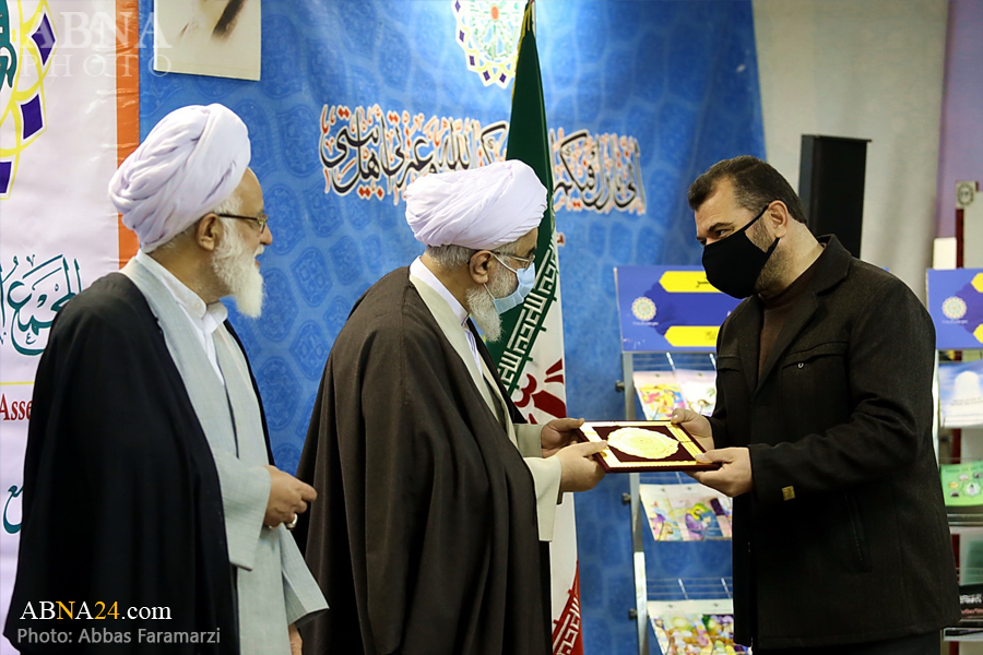 Photos: Unveiling ceremony of latest publications of AhlulBayt (a.s.) World Assembly, appreciation of top researchers