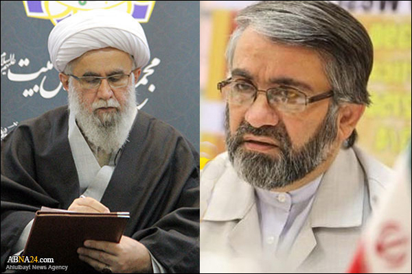 Ayatollah Ramazani's message of condolences to Dr. Khandaghabadi