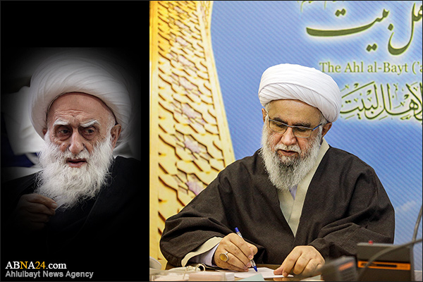 """Late Ayatollah Nazari's numerous public benefit actions, the efforts to commemoration """"Decade of Ghadir"""", remnants of the righteousness of popular scholar: Ayatollah Ramazani"""