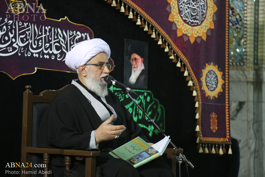 Ayatollah Ramazani: Words of Imams (a.s) are light that brings man to enlightenment, awakening