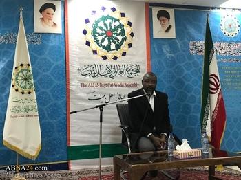 هارون مکومیه: با ترجمه آثار شیعی، فرهنگ اهل بیت(ع) را در دنیا منتشر کنیم/ در شبکه توزیع کتابها ضعف داریم