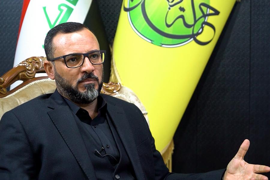 سخنگوی النُجَباء عراق: سردار سلیمانی مشاور آیتالله سیستانی در صدور فتوای جهاد بود