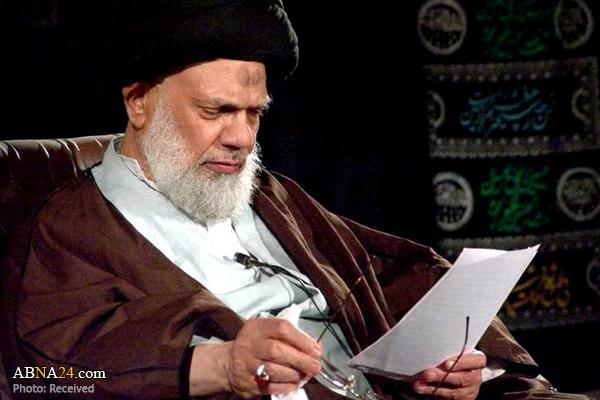 آیت اللہ سید کاظم حائری: آیت اللہ تسخیری رہبر انقلاب کے باوفا سپاہی تھے