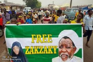 فیلم/ جشن و شادی در شهرهای مختلف نیجریه بعد از آزادی شیخ ابراهیم زاکزاکی