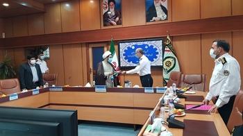 امضای تفاهمنامه همکاری دانشگاه بینالمللی اهل بیت(ع) با پلیس راهنمایی و رانندگی تهران بزرگ