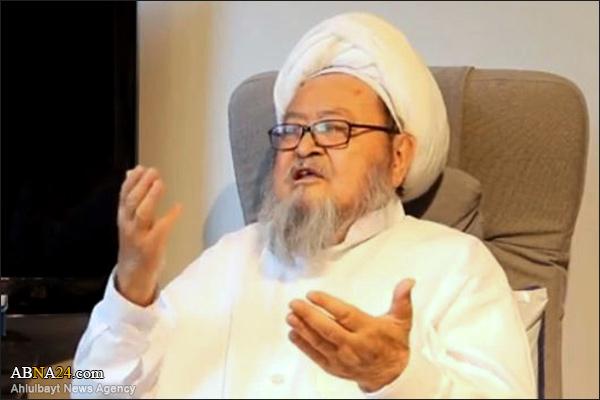 یورپ میں سرگرم تبلیغ، بزرگ عالم دین کا انتقال