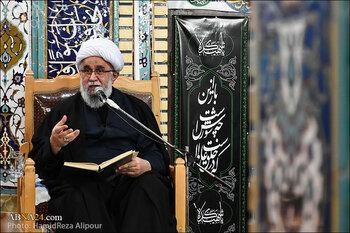 آیت الله رمضانی: حضرت زهرا (س) رهبری مقاومت در برابر جریان انحراف را عهدهدار بودند/ مسئولیت عامه امر به معروف و نهی از منکر احیا شود