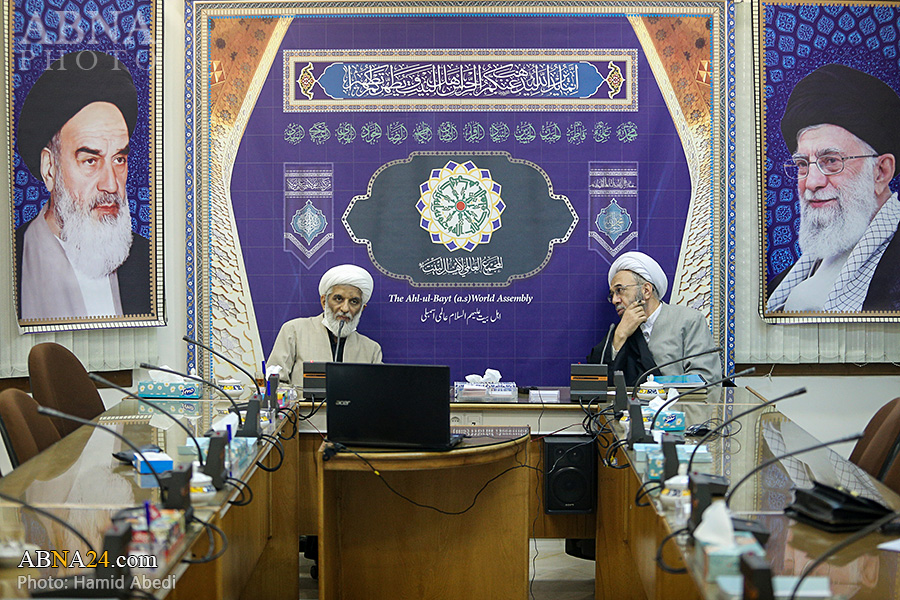 جناب ابوطالب سے منسوب دیوان کا جائزہ کے عنوان سے اہل بیت(ع) عالمی اسمبلی میں علمی نشست کا انعقاد