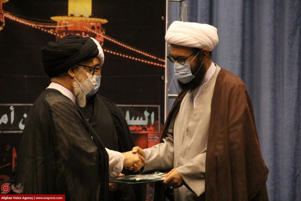 Afghan immigrant religious figures, activists honored in Tehran + Images