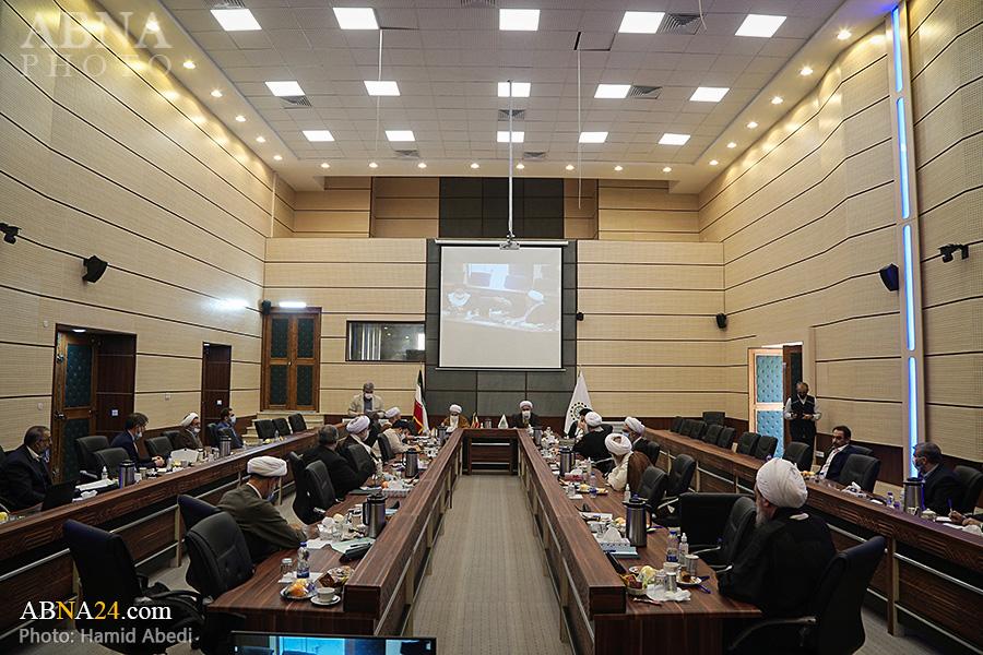 گزارش تصویری/ اجلاس شورای عالی مجمع جهانی اهلبیت(ع) در قم