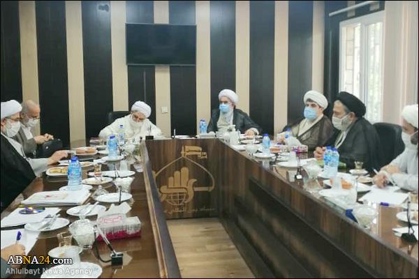 نخستین جلسه مجمع عمومی هیئت امناء
