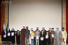 Photos: Closing Ceremony of Children, Adolescents Festival held at Intl. Conference of Hazrat Abu Talib (a.s.)