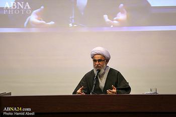 سخنان دبیرکل مجمع جهانی اهل بیت (ع) در حرم امام خمینی (ره)