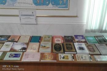 برگزاری نمایشگاه آثار و منابع درباره حضرت ابوطالب(ع) در کتابخانه مجمع جهانی اهل بیت(ع)