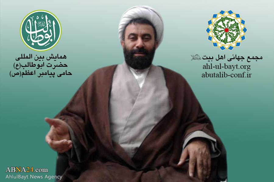 زارع خورمیزی: حضرت ابوطالب (علیه السلام) چهره درخشان اسلام است
