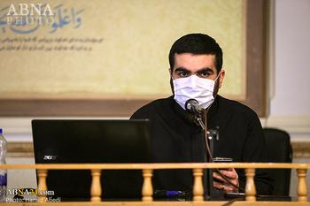 کمیسیون شعر و ادب/ 1. ارائه «احمد براریان» با موضوع