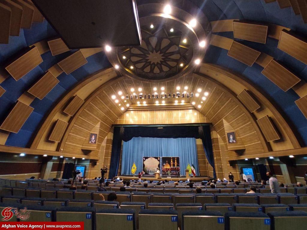 گزارش تصویری/ همایش از عاشورا تا اربعین پیامها و پیامدها در تهران