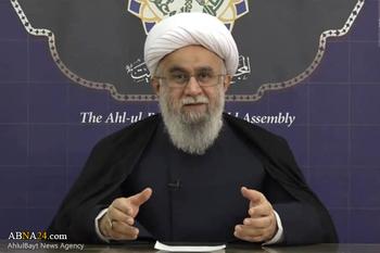 Ayatollah Ramazani : « Arba'een, grande convention de toutes les religions, nations »