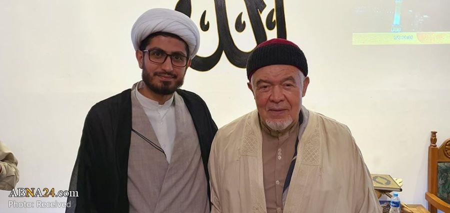 Photos: Dr. Tijani attends Fatima Al-Zahra (SA) mosque in Sao Paulo, Brazil