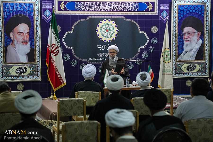 Photos: Ayatollah Ramazani met staff of ABWA on occasion of Persian New Year