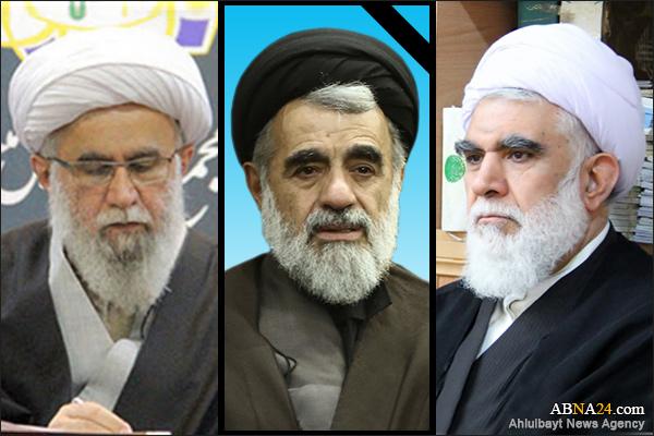 Ayatollah Ramazani offered his condolences on the demise of Hojat al-Islam Zargar