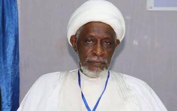 Sierra Leone'de Büyük Şia Alimi Şeyh Ahmet Tican Sila Vefat Etti