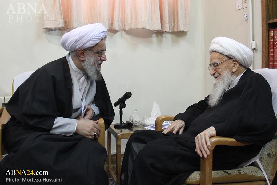 آیت اللہ صافی گلپائیگانی: جناب ابوطالب (ع) سیمینار کا انعقاد حوزہ علمیہ کے لیے باعث فخر ہے