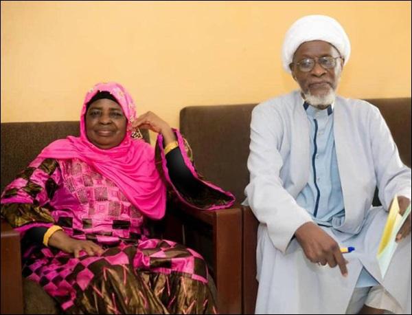 Sheikh Ahmad Tijan's wife passed away/Department of Women Affairs' condolences