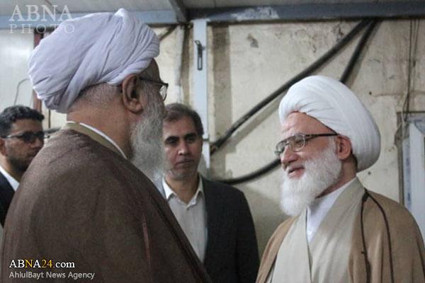 Iran supports all Shiites in the world: Ayatollah Yaqoubi/ABWA seeks to communicate with Shiites around the world: Ramazani