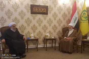 Ayetullah Ramazani: Modernite Çağında İslam'ın Kapsamlı, Doğru ve Derin Bir Tanımını Sunmalıyız / El-Hamudi: İran İslam İnkılap Rehberi'nin Varlığı Bereketiyle Dünyada Etkilidir