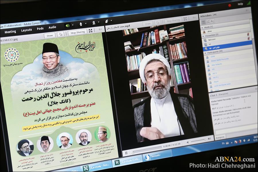 Д-р Зареан: У профессора Джалалуддина Рахмата были все признаки успеха в исламе