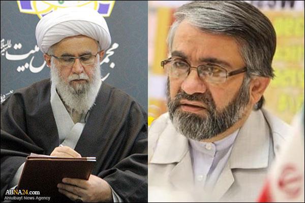 Ayatollah Ramazani's message of condolences to Dr. Khandaghabadi