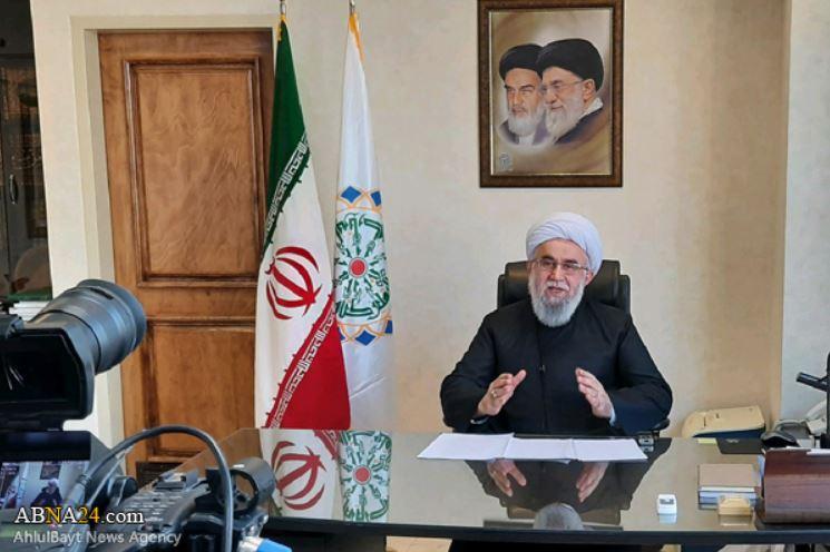 General Soleimani, Mujahid for Allah, Mujahid for Allah's Path :Ayatollah Ramazani