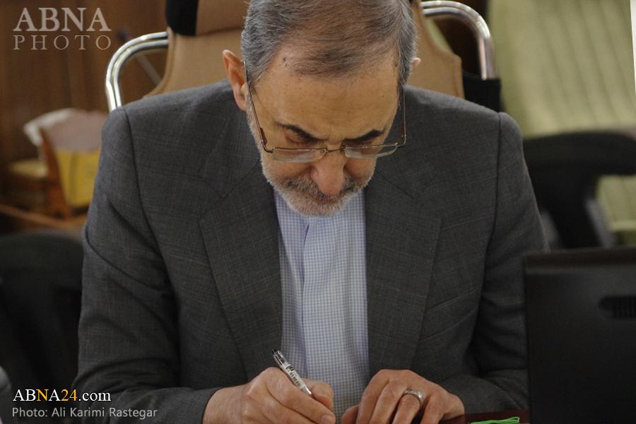 Iran's Velayati: US plots in region, continuation of its plans around world